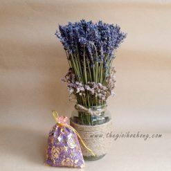 Bình hoa lavender - Bình hoa oải hương