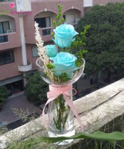 Blue Love - Hoa Hồng xanh vĩnh cửu