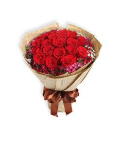 Bó hoa hồng HT0059