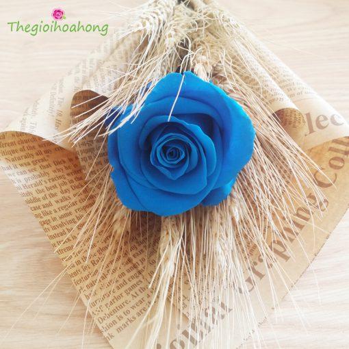 Mộc mạc - Hoa hồng xanh vĩnh cửu