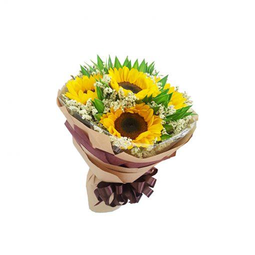 Bó hoa hướng dương - Tỏa nắng