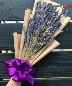 Bó hoa lavender khô L0042