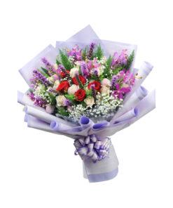 Bó hoa sinh nhật - Giữ tình yêu