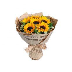 Bó hoa hướng dương HT0065
