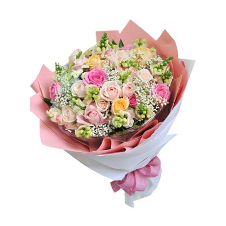 Bó hoa tươi - Dành cho em