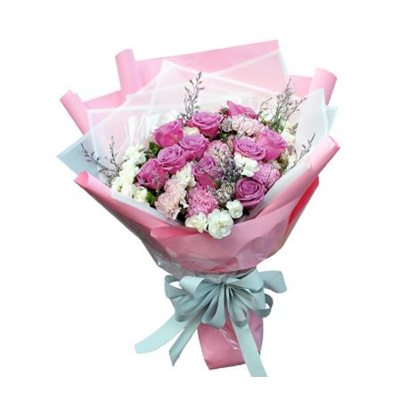 Bó hoa tươi HT0073