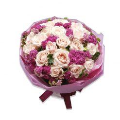 Bó hoa tươi - Mộng mơ
