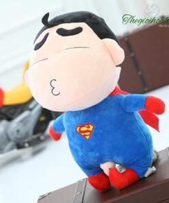 Gấu bông shin super man