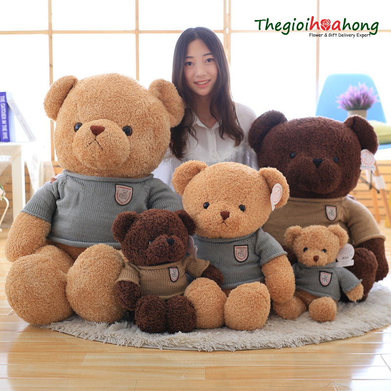 Gấu Teddy Head and Tales