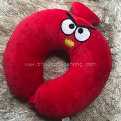 Gối kê cổ Angry Bird