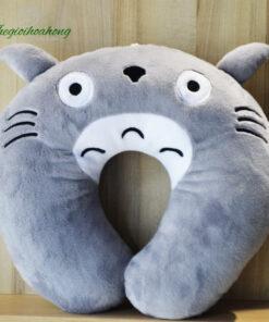 Gối kê cổ Chữ U Totoro