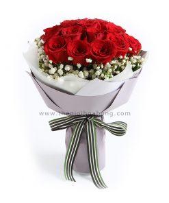 Bó hoa hồng đỏ - Love Love