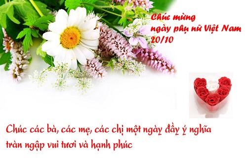 Những đóa hoa nào nên tặng trong ngày phụ nữ Việt Nam