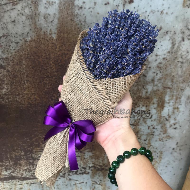 Bó hoa oải hương - Lavender L0049