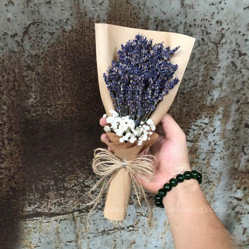 Bó lavender khô L0051