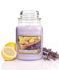 Nến Hũ Lemon Lavender