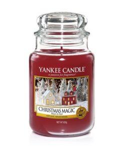 Nến thơm Yankee Candle Christmas Magic