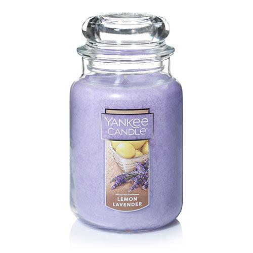 Nến thơm Yankee Candle Lemon Lavender