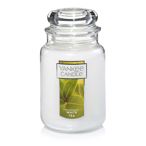 Nến thơm Yankee Candle White Tea
