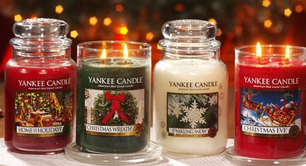 Nến thơm Yankee Candle