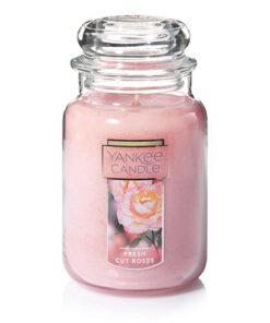 Nến thơm Yankee Candle Fresh Cut Roses