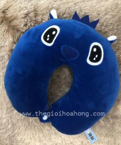 Gối kê cổ hình gấu bông stitch
