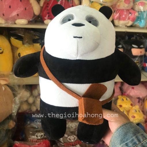 we baer bears gấu trúc đeo cặp