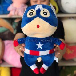 Gấu bông Shin Captain