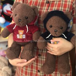 Gấu bông teddy áo 520