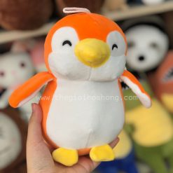 Gấu bông chim cánh cụt nhung