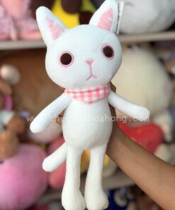 Gấu bông thỏ mèo dễ thương