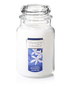 Nến thơm Yankee Candle Midnight Jasmine