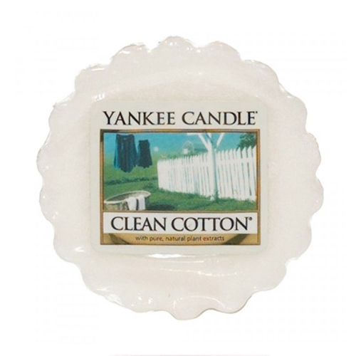 Sáp thơm Yankee Candle Clean Cotton Wax melt