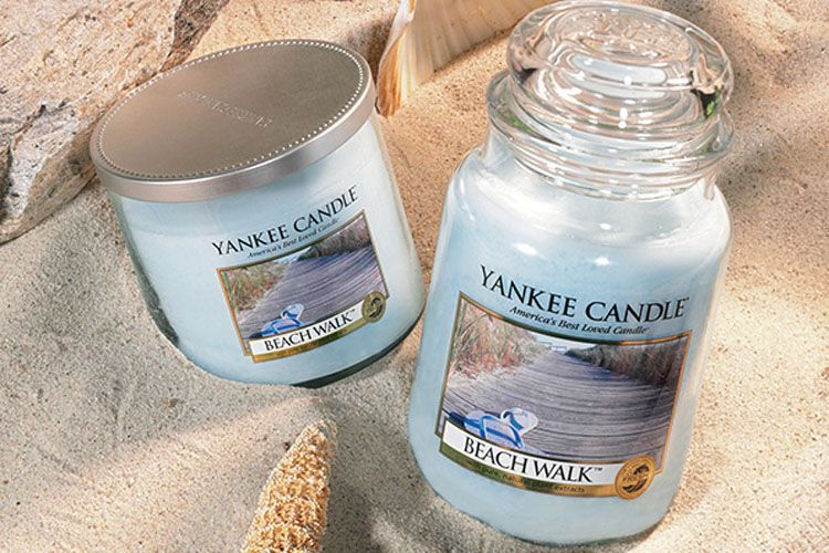 beach walk yankee candle