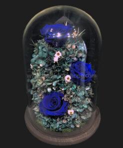 Hoa hồng xanh Love Magic - BLU03