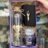 Hộp quà tặng lọ hoa lavender nến thơm Yankee Candle Lavender Vanilla