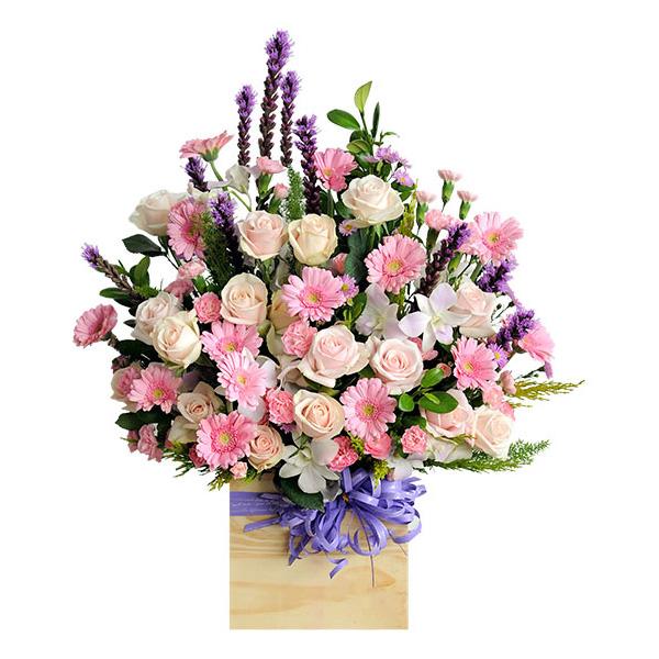Hộp hoa tươi - Yêu thầm