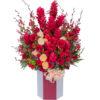 Hộp hoa tươi - Thành Công rực rỡ