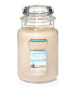 Nến thơm Yankee Candle Sun & Sand