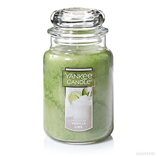 Nến thơm Yankee Candle Vanilla Lime