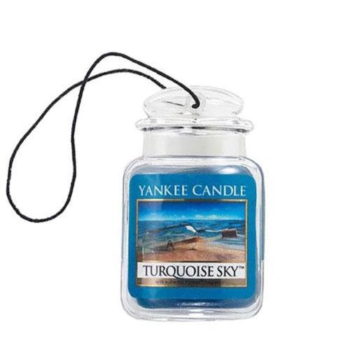 Sáp thơm xe ô tô Turquoise Sky Yankee Candle