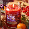Nến hũ Vibrant Saffron Yankee Candle
