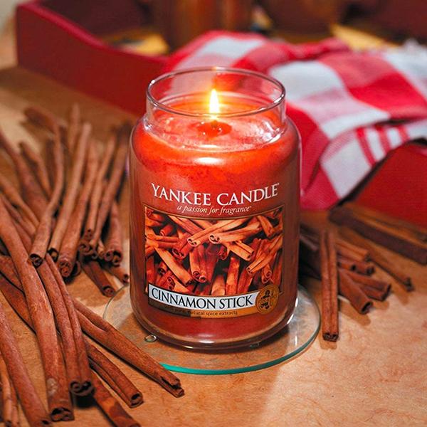Nến Hũ Cinnamon Stick Yankee Candle