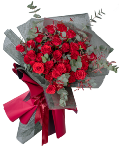 Bó hoa hồng - Fall in love