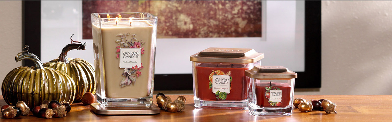 Nến thơm cao cấp Yankee Candle Elevation collection
