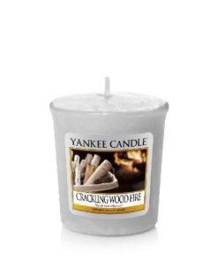 Yakee candle Crackling Wood Fire Sampler
