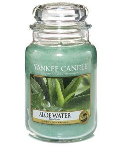 Nến thơm Yankee Candle Aloe Water