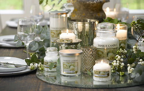 nến ly Wedding Day Yankee Candle
