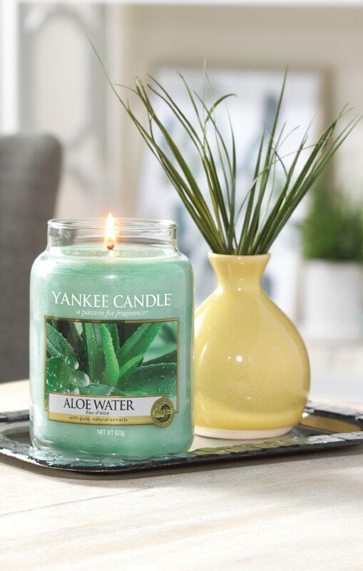 Aloe Water Yankee Candle