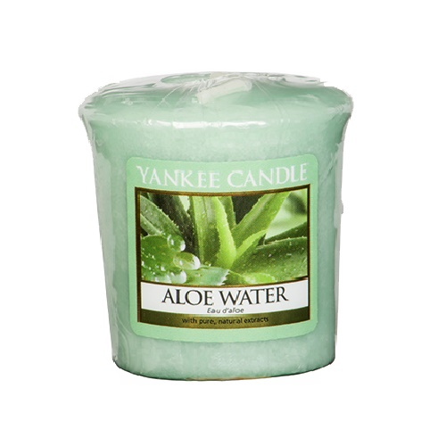 Yakee candle Aloe Water Sampler
